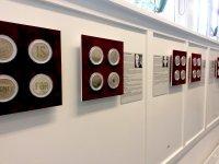 Munten in expositie