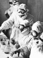 Soviet biochemical lab